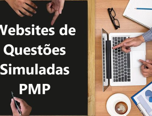 Banco de websites de questões simuladas PMP