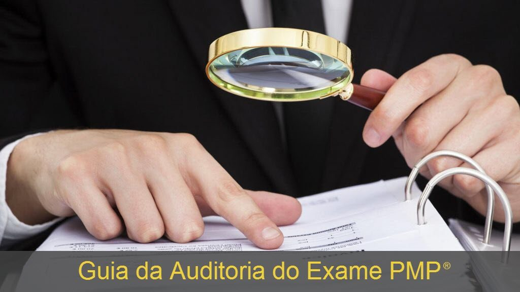 Guia da auditoria do exame PMP do PMI