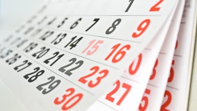 calendario pmp