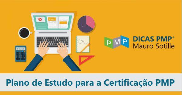 Plano de estudo para a certificação PMP do PMI
