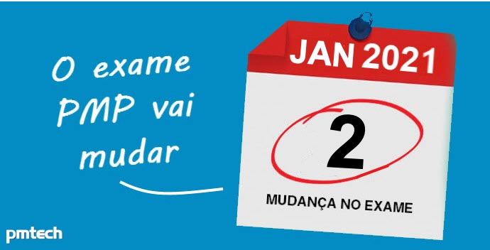 exame pmp muda em janeiro de 2021